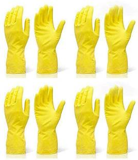 RBGIIT STORE 4 PAIRS Wet and Dry Glove Set