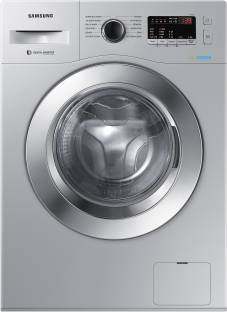 SAMSUNG 6.5 kg Fully Automatic Front Load Silver