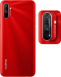 SOMTONE Back Camera Lens Glass Protector for Realme C3