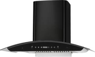 Kaff PRIMA TX DHC 90 Auto Clean Wall Mounted Chimney