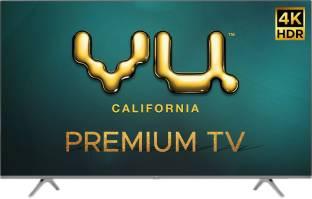 Vu Premium 164 cm (65 inch) Ultra HD (4K) LED Smart Android TV