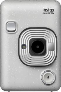 FUJIFILM Instax Instax Mini LiPlay Hybrid Instant Camera
