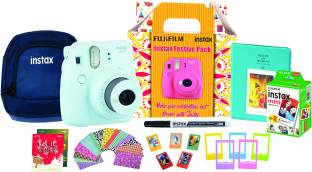 FUJIFILM Instax Mini 9�Festival Box Instant Camera