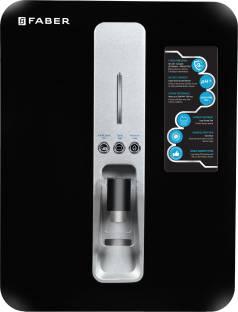 FABER FWP Neutron PRO RO (RO+UV+COPPER GUARD+PH ENHANCER+MINERAL FILTER) 10 L RO + UV Water Purifier