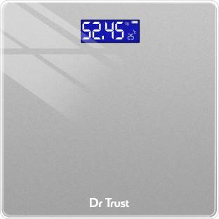 Dr. Trust (USA) Model 514 Elegance Personal Digital Electronic Body Weight Machine For Human Body 180Kg Capacity Weighing Scale