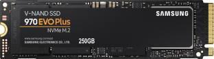 SAMSUNG 970 EVO Plus 250 GB Laptop, Desktop Internal Solid State Drive (MZ-V7S250BW)