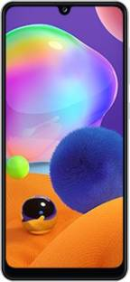 SAMSUNG Galaxy A31 (Prism Crush White, 128 GB)