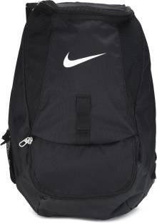 María Aparador muerte  Nike Men's NK Team Football Backpack 37 L Laptop Backpack BLACK/BLACK/WHITE  - Price in India | Flipkart.com