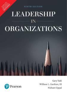 Leadership in Organizations | 9th Edition