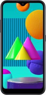 SAMSUNG Galaxy M01 (Black, 32 GB)