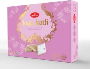 Haldiram's Kaju Katli (Burfi) 400 g X 1 Box Box