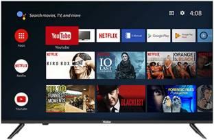 Haier 109 cm (43 inch) Full HD LED Smart Android TV