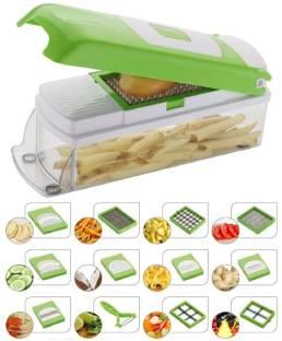 MYYNTI 12 in one Quick Dicer Vegetable & Fruit Chopper Vegetable Grater & Slicer