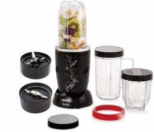 cookwell 500 Watt All-in-ONE Magic Powerfull Bullet Mixer Grinder Blender with 22000 RPM Dual Coated C...