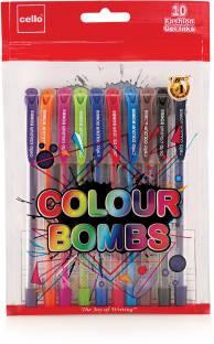 cello Colour Bomb Gel Pen