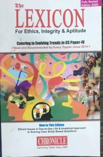 THE LEXICON For Ethics, Integrity & Aptitude
