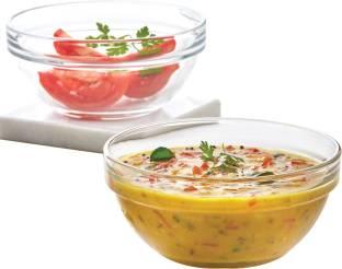 BOROSIL Glass Dessert Bowl