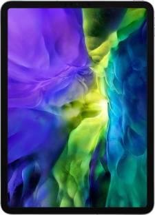 APPLE iPad Pro 2020 (2nd Generation) 6 GB RAM 512 GB ROM 11 inch with Wi-Fi+4G (Silver)