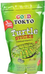 TAIYO Gold Toyko Turtle Food 1 Kg Chicken 1 kg Dry Adult, New Born, Young, Senior Turtle Food