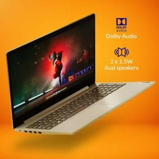 Lenovo IdeaPad 3 Celeron Dual Core - (4 GB/256 GB SSD/Windows 10 Home) 15IGL05 Thin and Light Laptop