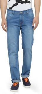 Ben Martin Regular Men Light Blue Jeans