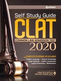 Self Study Guide Clat 2020