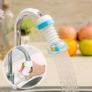 AVADHI FASHION AF WATER FAUCET Flexible Water Saving Kitchen Tap 360 Degree Home Rotatable Faucet Aera...
