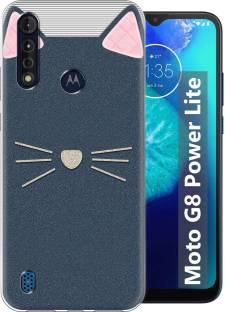 Flipkart SmartBuy Back Cover for Motorola Moto G8 Power Lite