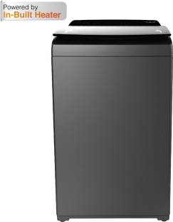 Whirlpool 6.5 kg Inbuilt Heater Fully Automatic Top Load with In-built Heater Grey