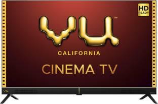 Vu Cinema 80 cm (32 inch) HD Ready LED Smart Android TV