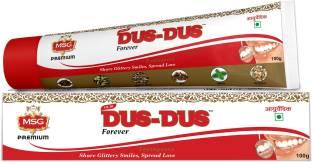 MSG 10-10 Dus-Dus Ayurvedic Toothpaste
