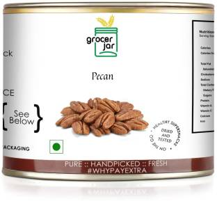 GROCERJAR Pure Handpicked Fresh Pecan Nuts Pecans