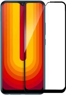 Flipkart SmartBuy Edge To Edge Tempered Glass for Vivo Y15, Vivo Y17, Vivo Y12, Vivo U10