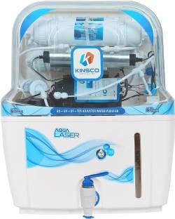 Kinsco Aqua 6 Stage 15 L RO + UV + UF + TDS Water Purifier