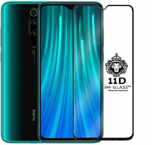 Express Buy Edge To Edge Tempered Glass for Mi Redmi Note 8 Pro