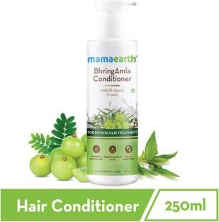 "MamaEarth ""BhringAmla Conditioner with Bhringraj & Amla for Intense Hair Treatment – 250ml """