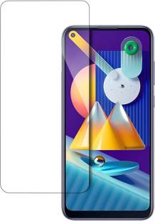 Hupshy Tempered Glass Guard for Samsung Galaxy M11