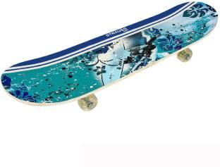 Strauss Bronx FT 8 inch x 31 inch Skateboard
