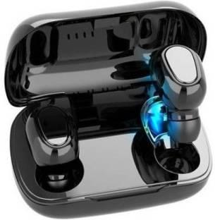 blue seed BBD-S19 True wireless Portable Bluetooth Headset