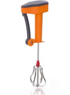 ablegate Power Free Hand Blender & Beater for (Butter Milk, Lassi Maker, Mixer Egg Beater, Butter, Cof...
