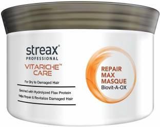 Streax Professional Vitariche care Repair Max Masque 200g