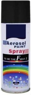 vyas Black sparay paint 250 ml 0105 Black Spray Paint 350 ml