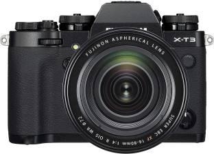 FUJIFILM X-T3 Mirrorless Camera Body with 16-80 Lens Kit