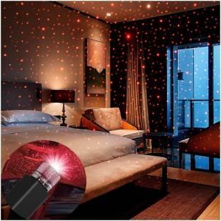 Lehza USB Night Light, Star Projector Night Light, Interior Car Lights, Bending Freely Portable Night Light Atmospheres Decoration for Car, Ceiling,... Car Fancy Lights