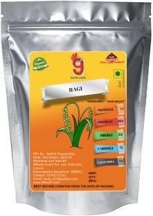 99Auth 250g Raw Organic Natural Pure RAGI. Original Ragi