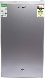 Croma 90 L Direct Cool Single Door 1 Star Refrigerator
