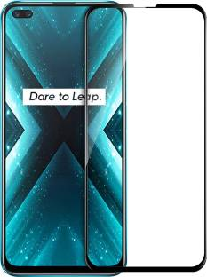 Flipkart SmartBuy Edge To Edge Tempered Glass for Realme X3, Realme X3 SuperZoom