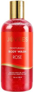 JOVEES Moisturising Body Wash Rose