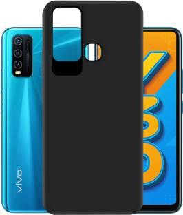 Hupshy Back Cover for Vivo Y30, Vivo Y50