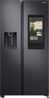 SAMSUNG 657 L Frost Free Side by Side Refrigerator